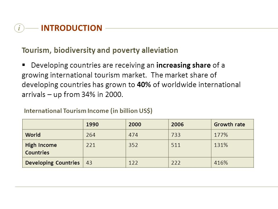 Biodiversity development poverty alleviation essay