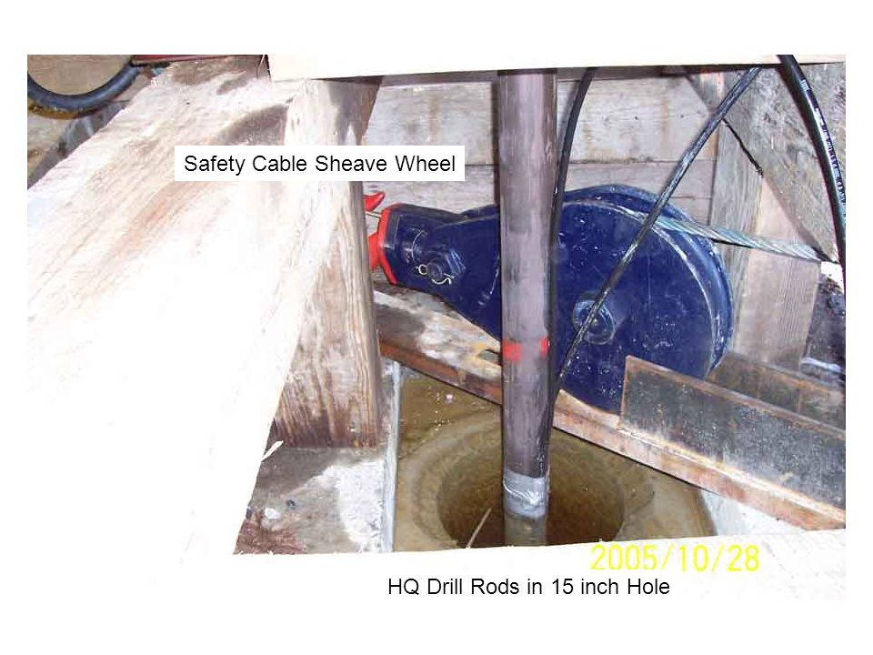 Safety Cable Sheave Wheel