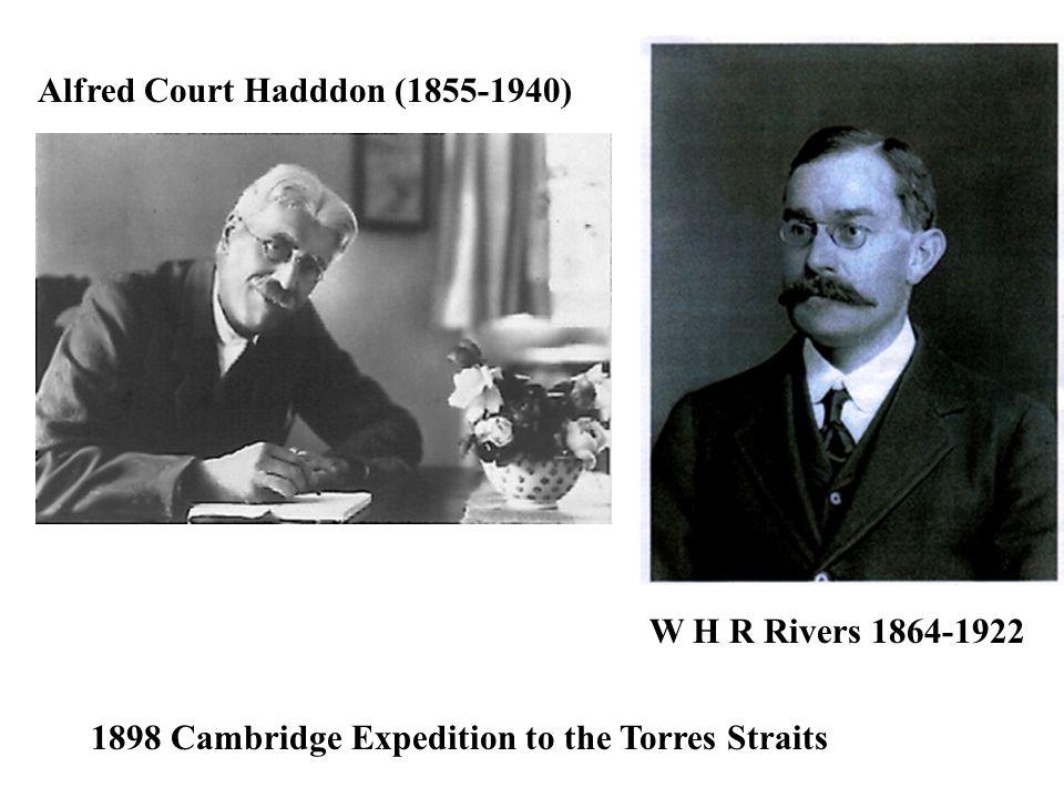 Alfred Court Hadddon (1855-1940)