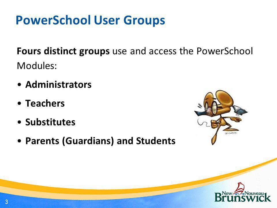 PowerSchool User Groups