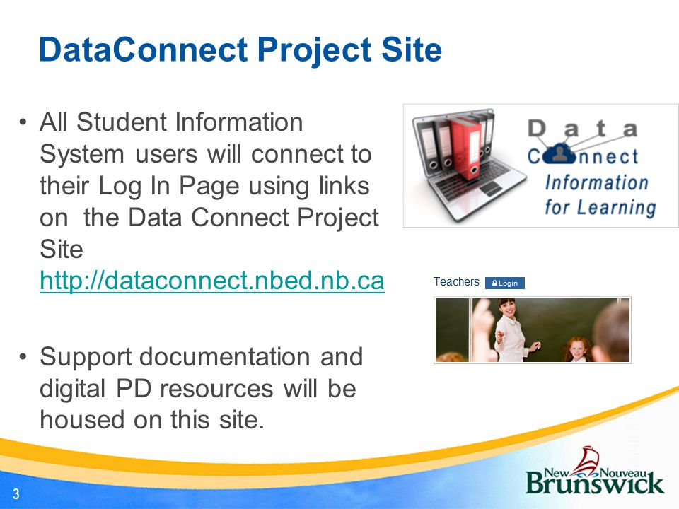 DataConnect Project Site
