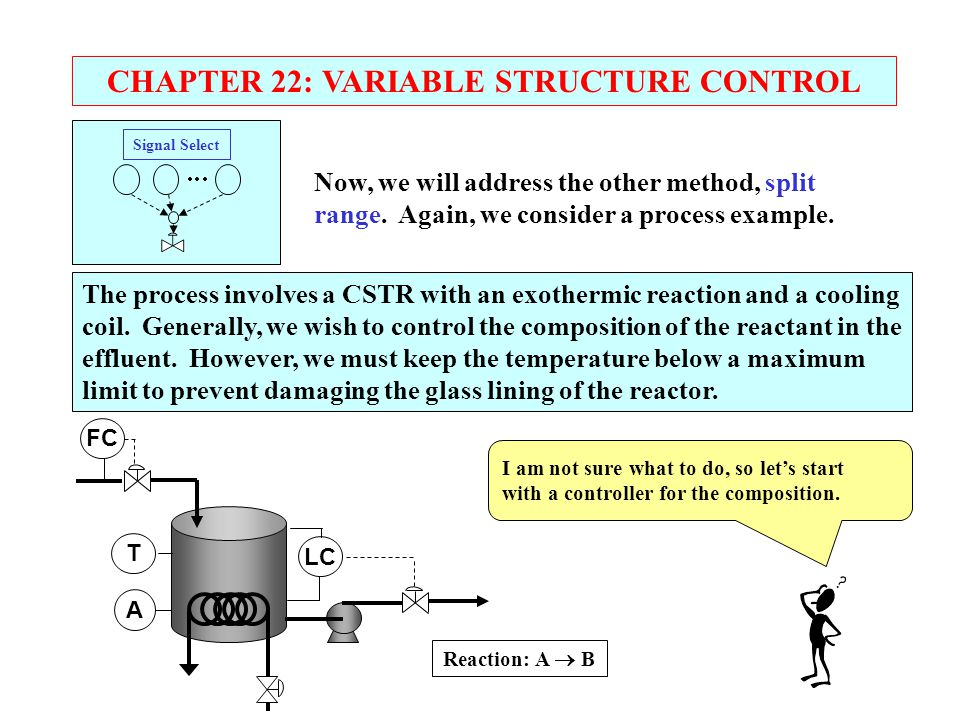 CHAPTER 22: VARIABLE STRUCTURE CONTROL