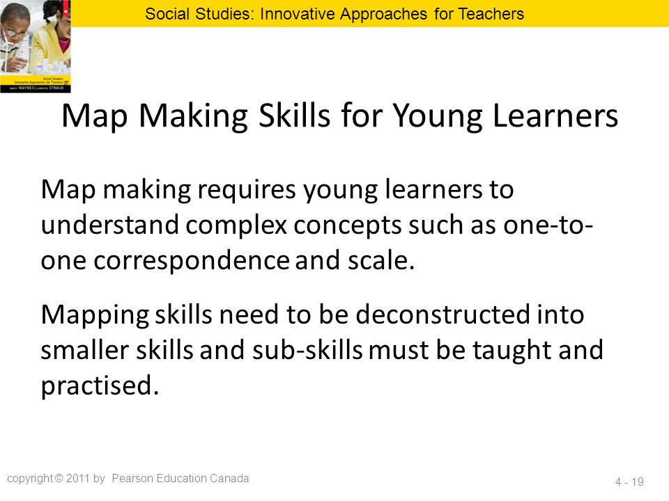 Map Making Skills for Young Learners