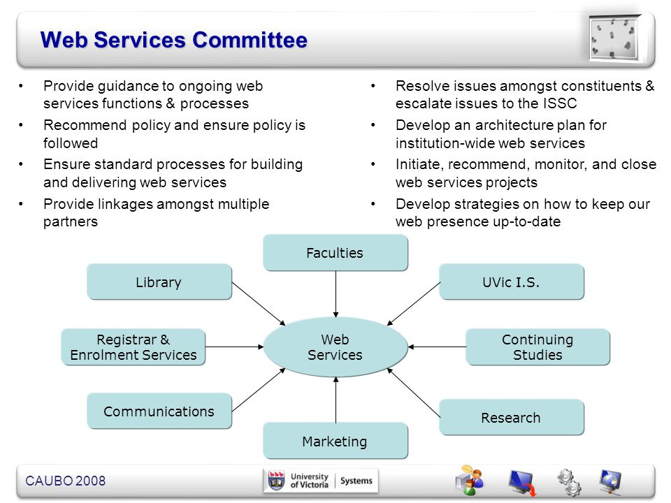 Web Services Committee