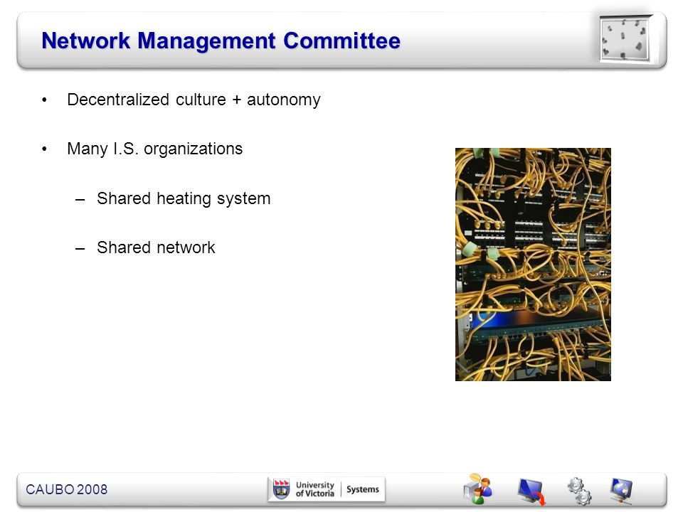 Network Management Committee
