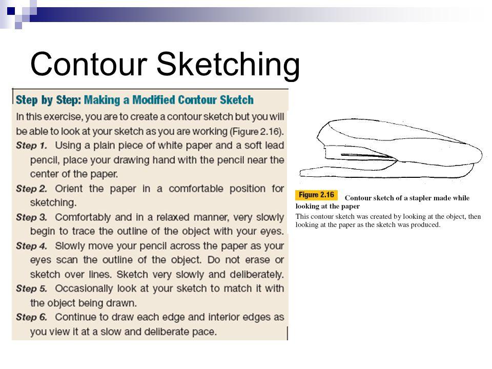 Contour Sketching