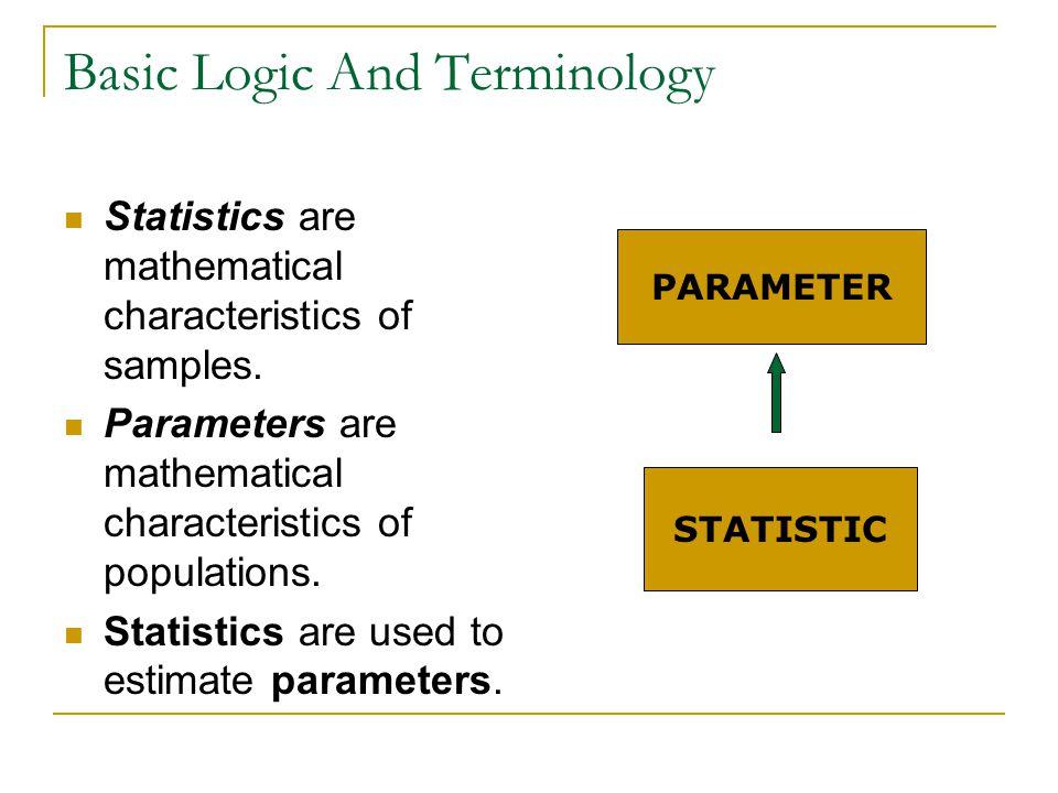 Basic Logic And Terminology