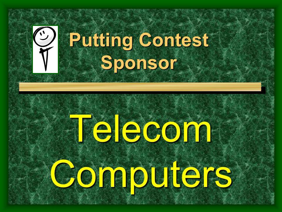 Putting Contest Sponsor