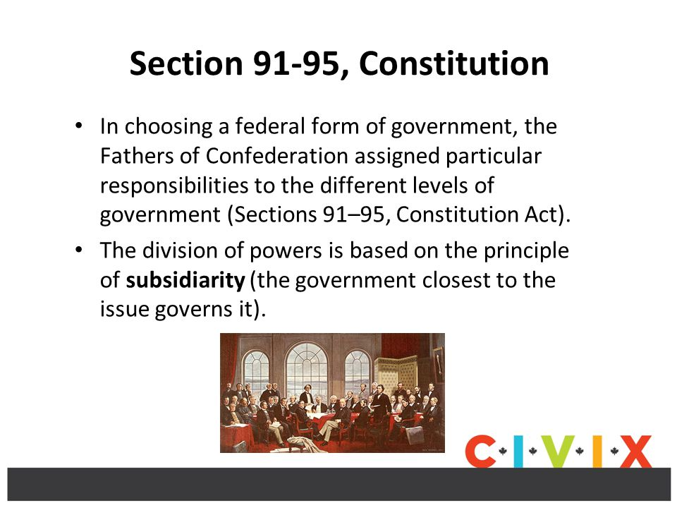Section 91-95, Constitution