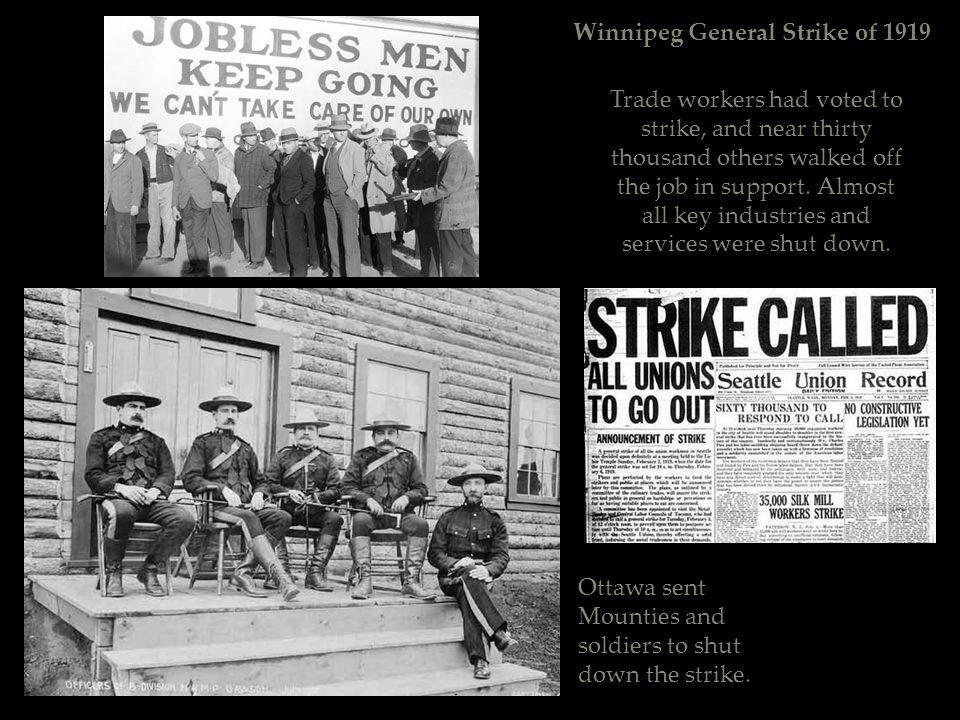 Winnipeg General Strike of 1919