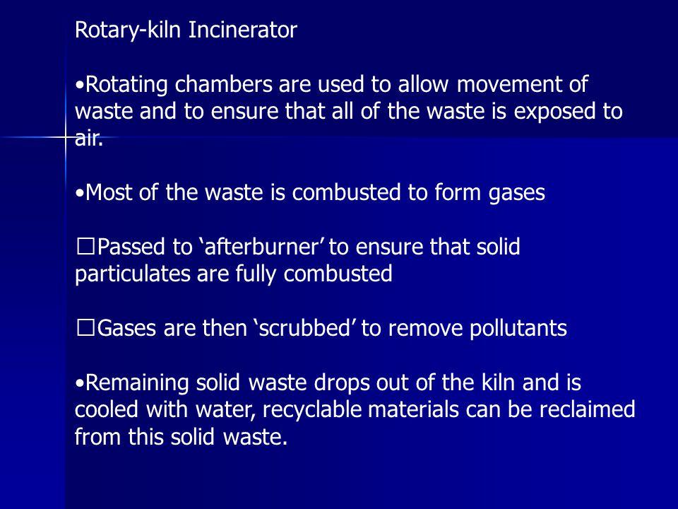 Rotary-kiln Incinerator