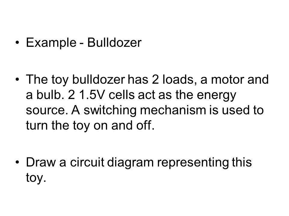 Example - Bulldozer