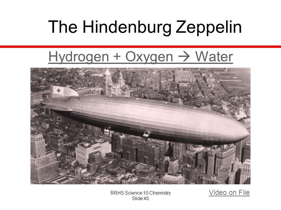 The Hindenburg Zeppelin
