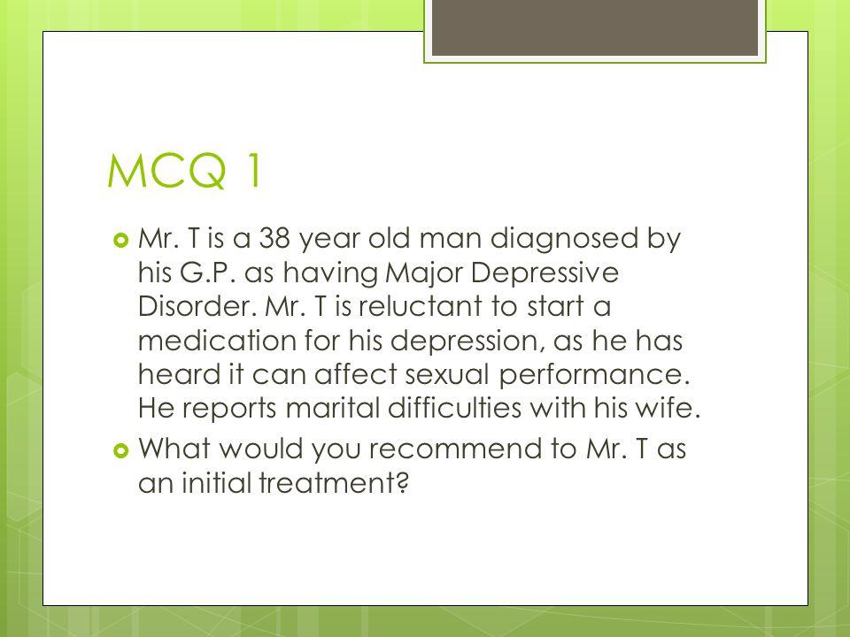 MCQ 1