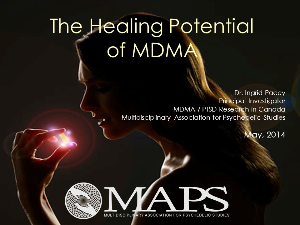 The Healing Potential of MDMA