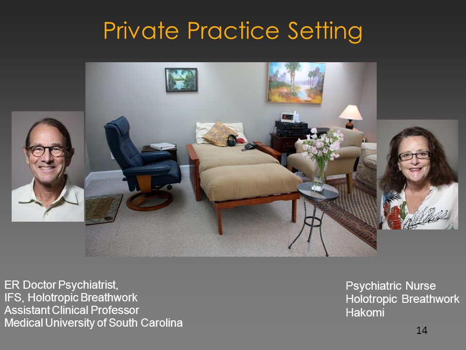 Private Practice Setting