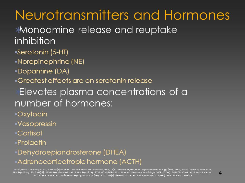 Neurotransmitters and Hormones