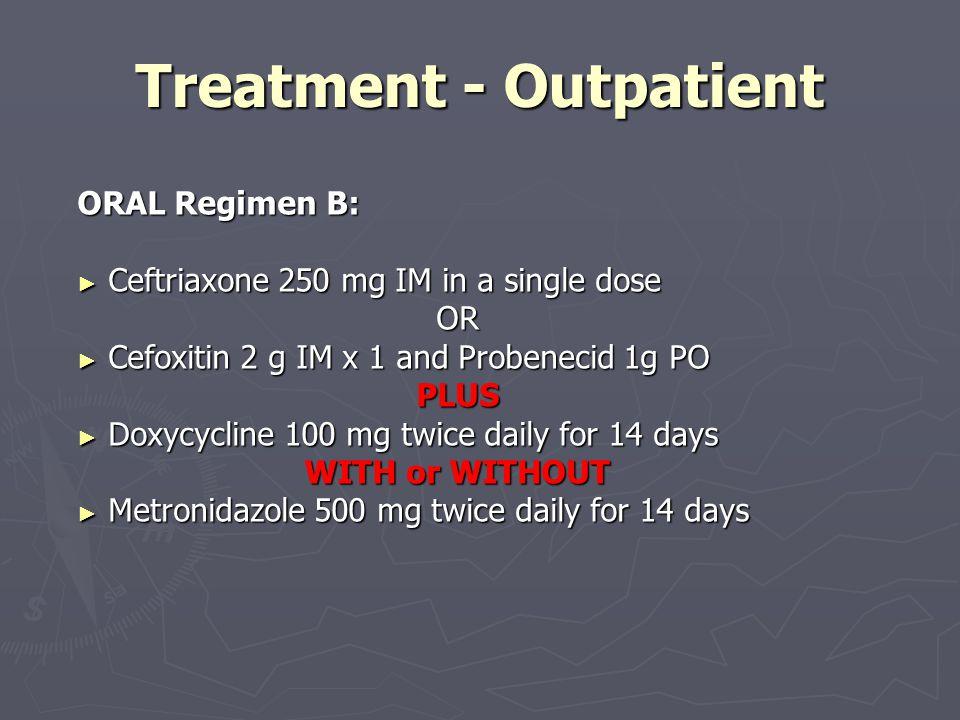 Treatment - Outpatient