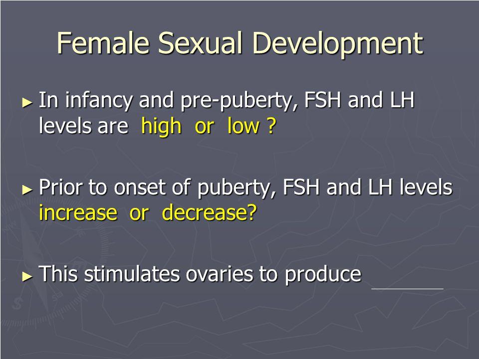 Female Sexual Development