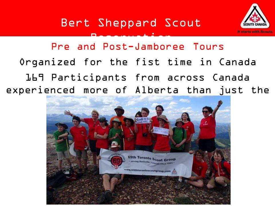 Bert Sheppard Scout Reservation
