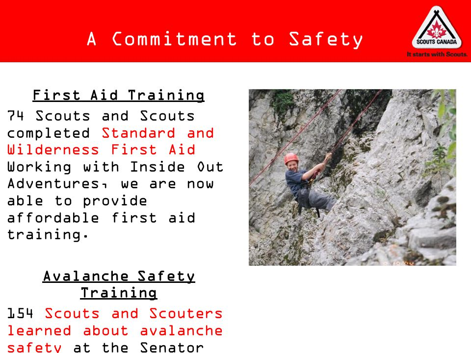 Avalanche Safety Training