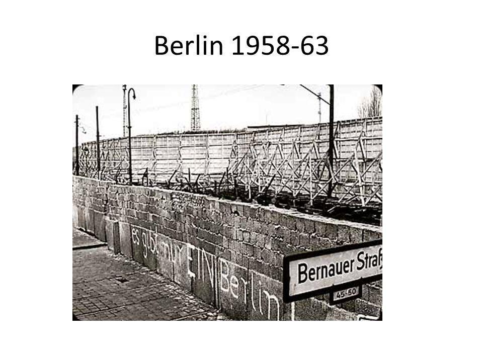 Berlin 1958-63
