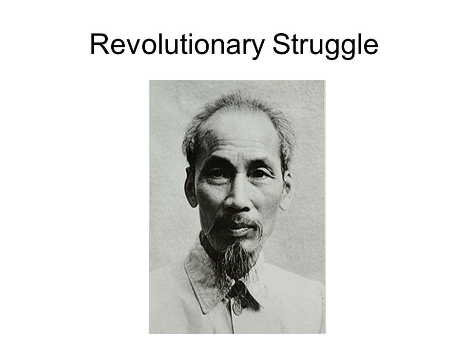 Revolutionary Struggle