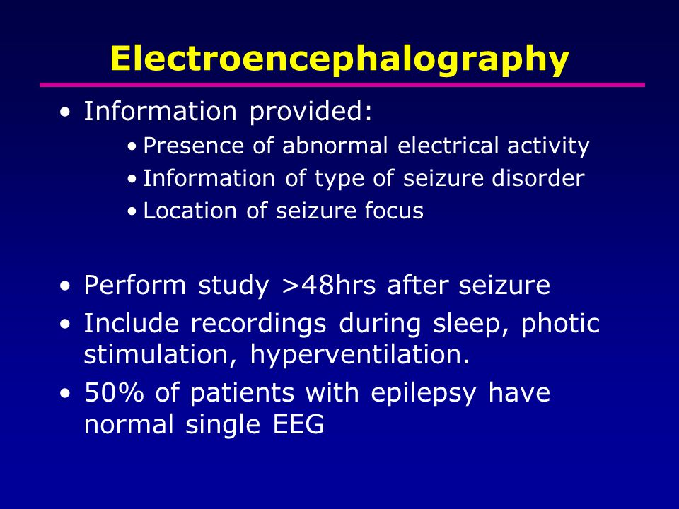 a research of the disorder of epilepsy Benign rolandic epilepsy (bre)  research helps us better understand diseases and can lead to advances in diagnosis and treatment this section provides.