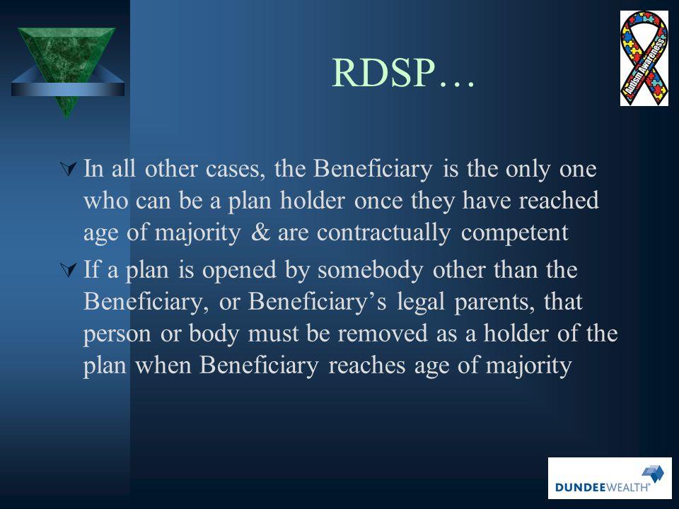 RDSP…