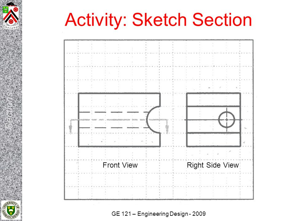 Activity: Sketch Section