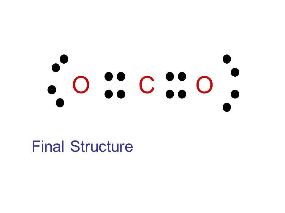 O C O Final Structure