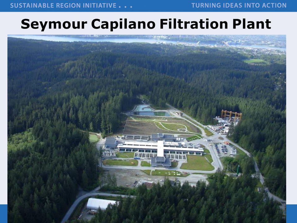 Seymour Capilano Filtration Plant