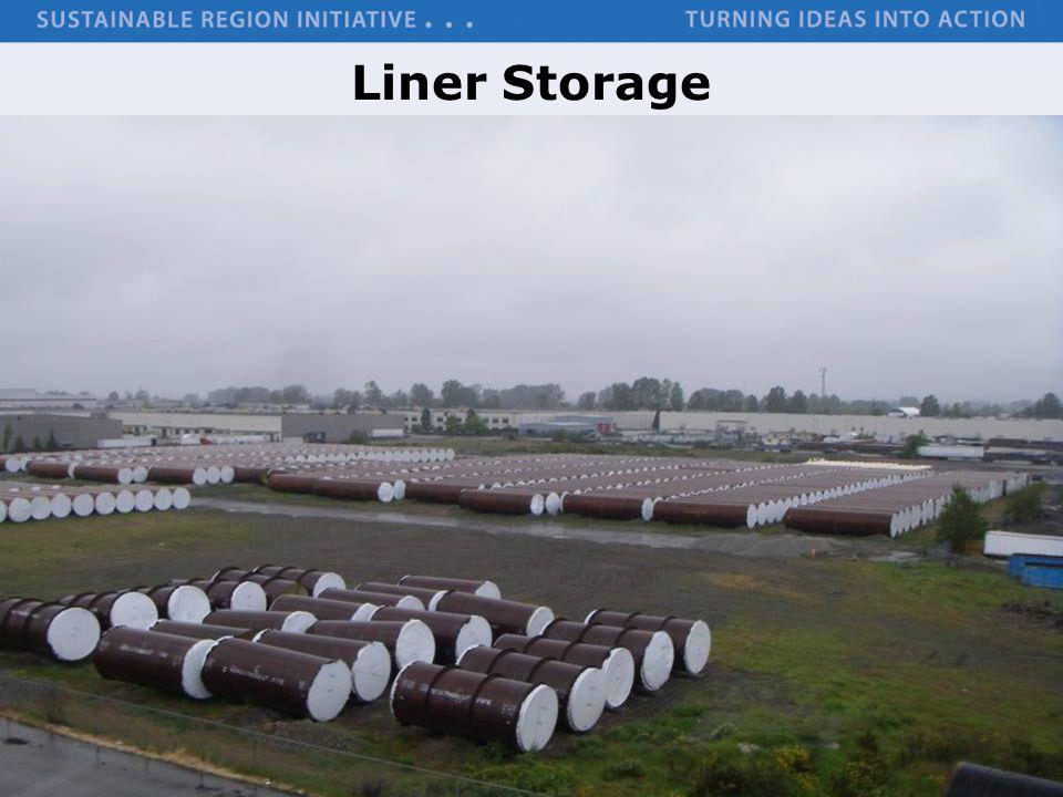 Liner Storage