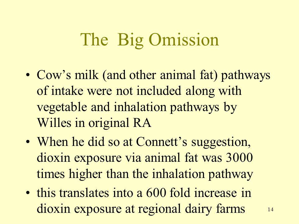 The Big Omission