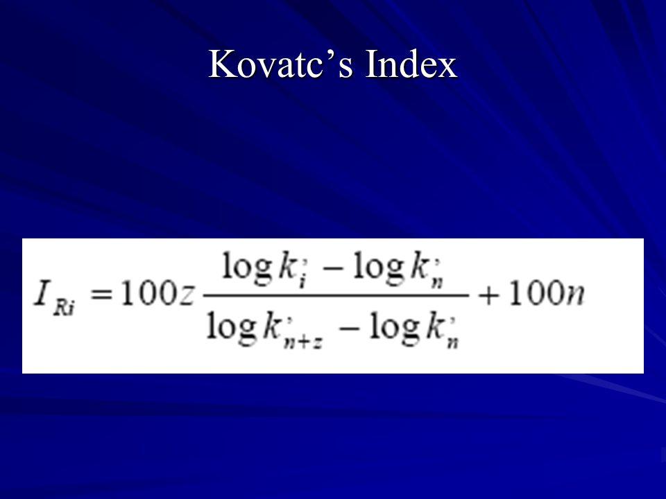 Kovatc's Index