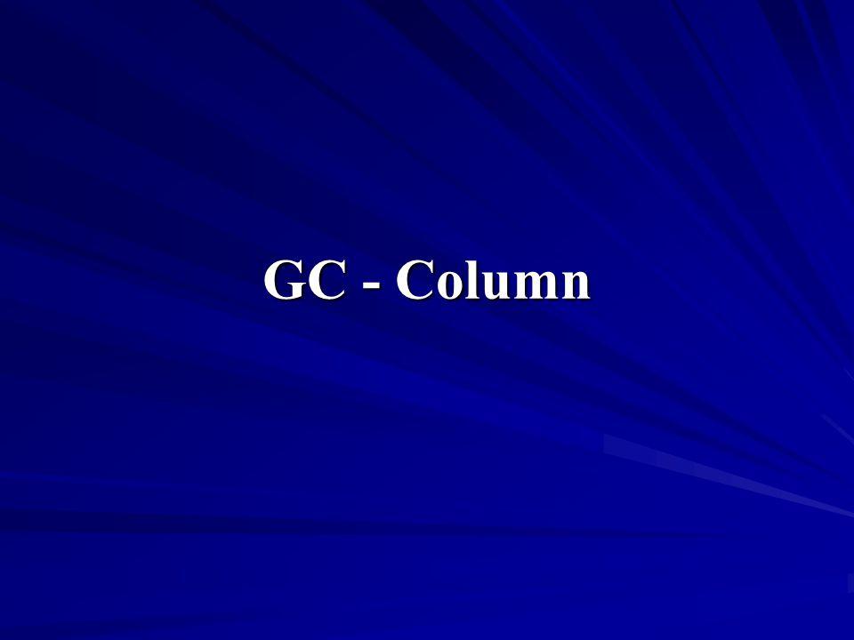 GC - Column