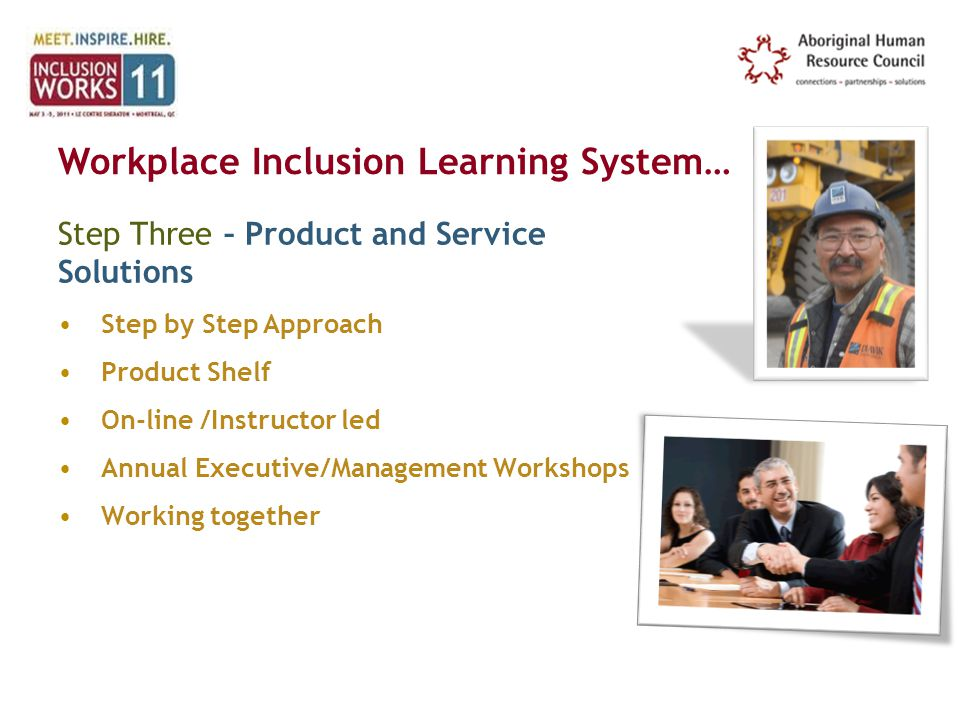 Workplace Inclusion Learning System…