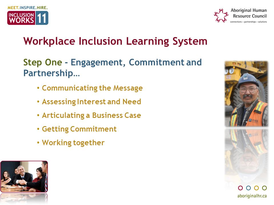 Workplace Inclusion Learning System