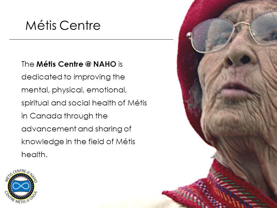 MHC Vision Métis Centre