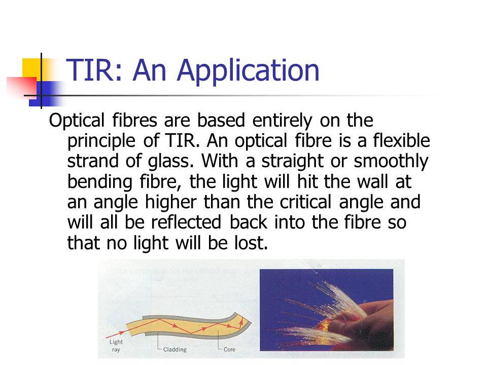 TIR: An Application