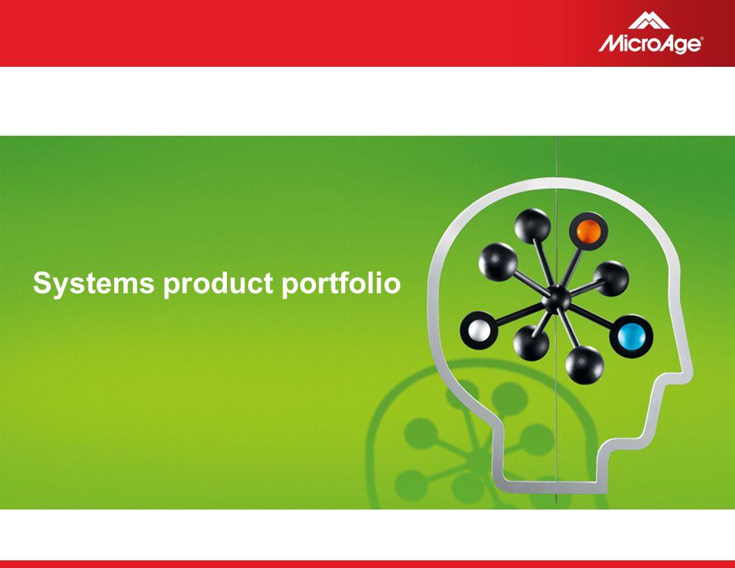 Systems product portfolio