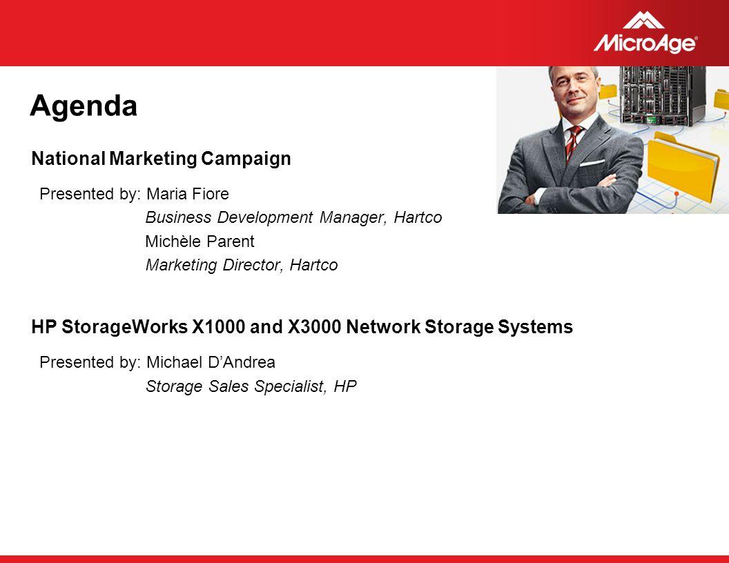 Agenda National Marketing Campaign