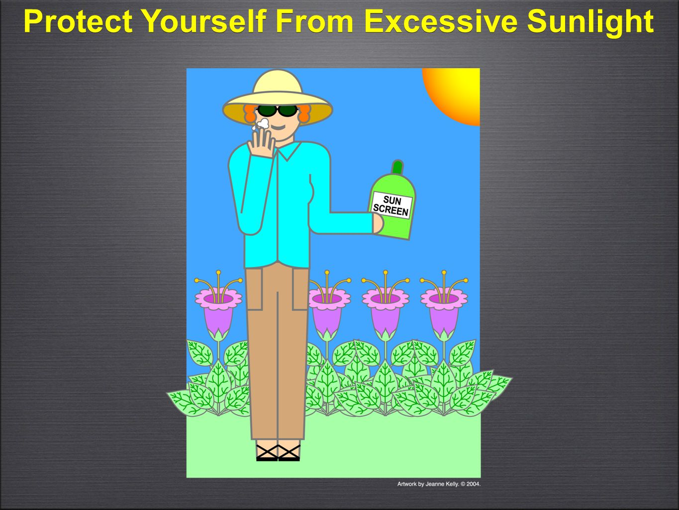 Protect Yourself From Excessive Sunlight