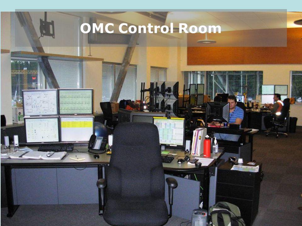 OMC Control Room