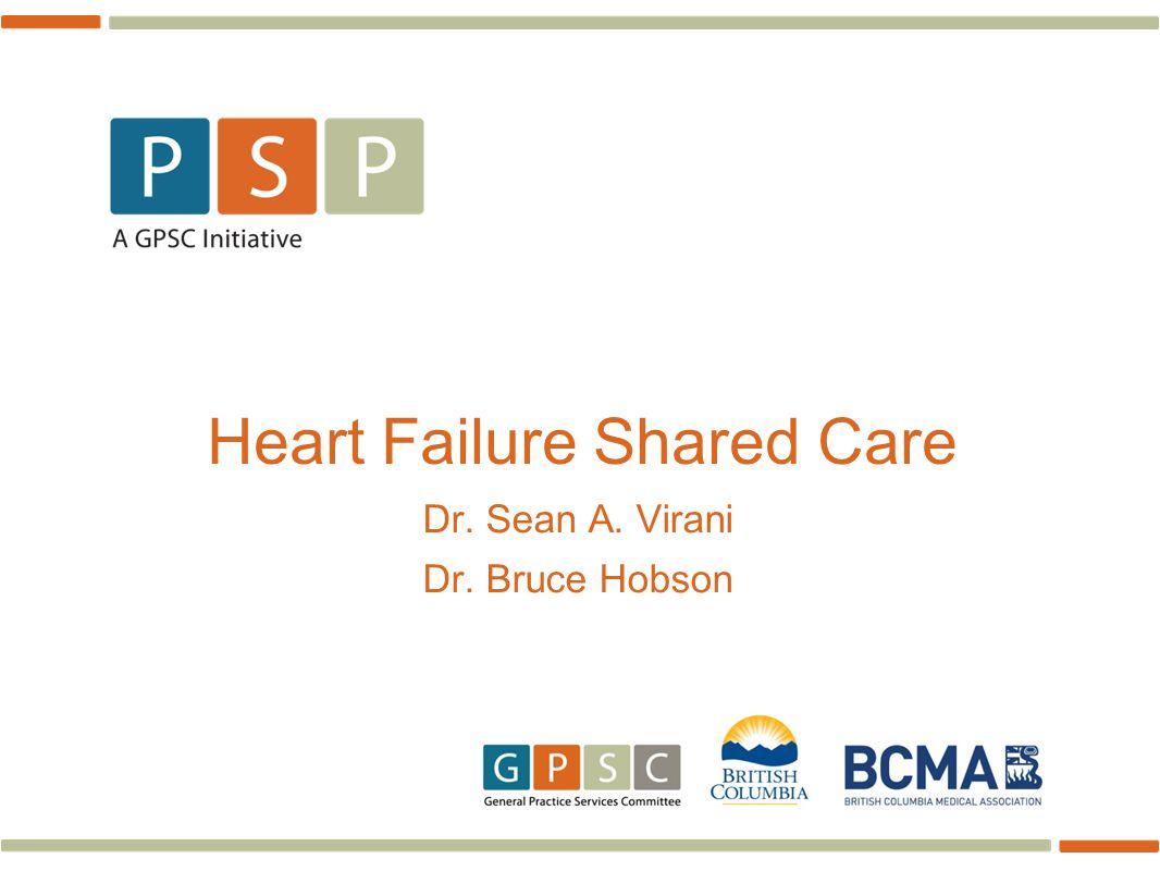 Heart Failure Shared Care