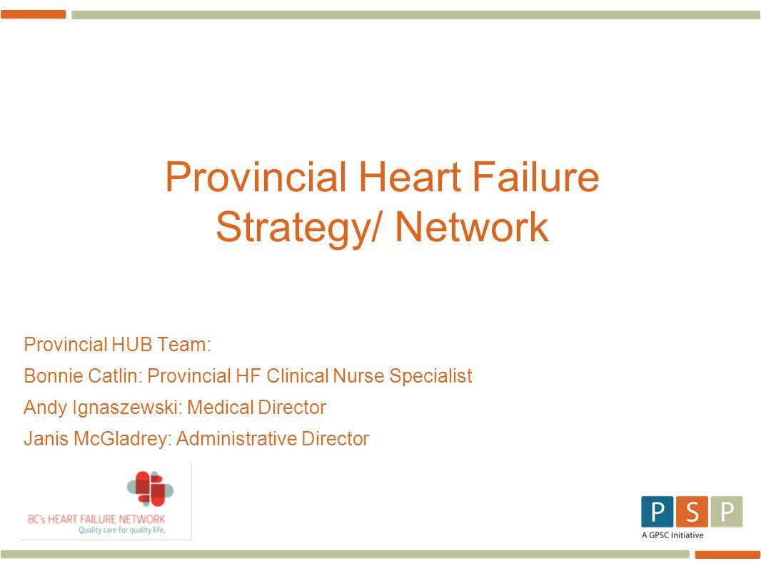 Provincial Heart Failure
