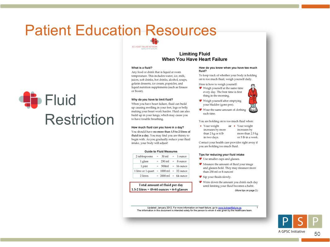 Patient Education Resources