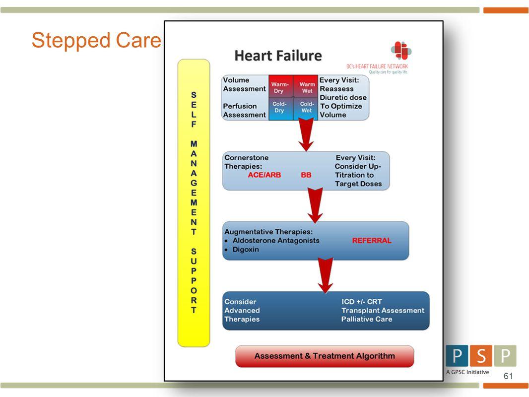 Stepped Care