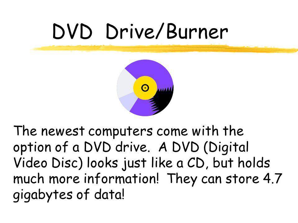 DVD Drive/Burner
