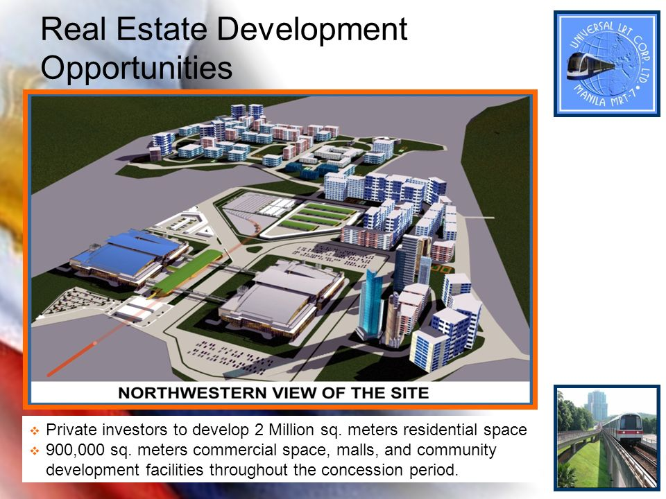 Real Estate Development Opportunities